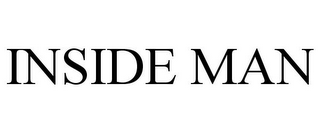 mark for INSIDE MAN, trademark #86016436