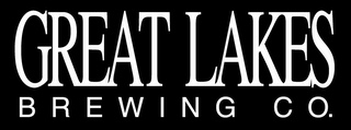 mark for GREAT LAKES BREWING CO., trademark #86018720