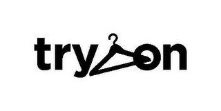 mark for TRY ON, trademark #86019064