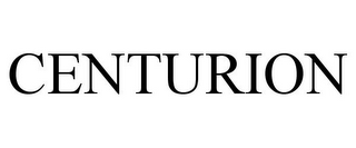 mark for CENTURION, trademark #86019442