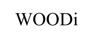 mark for WOODI, trademark #86020169