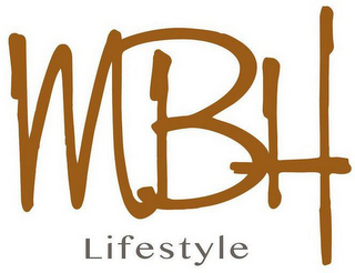 mark for MBH LIFESTYLE, trademark #86023147