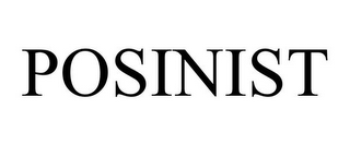 mark for POSINIST, trademark #86024961