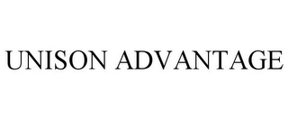 mark for UNISON ADVANTAGE, trademark #86025047