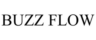 mark for BUZZ FLOW, trademark #86025560