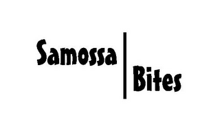 mark for SAMOSSA BITES, trademark #86026412