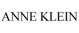 mark for ANNE KLEIN, trademark #86027287