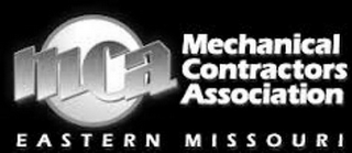 mark for MCA MECHANICAL CONTRACTORS ASSOCIATION EASTERN MISSOURI, trademark #86027533
