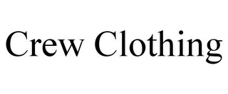 mark for CREW CLOTHING, trademark #86028273