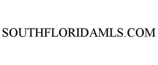 mark for SOUTHFLORIDAMLS.COM, trademark #86031631