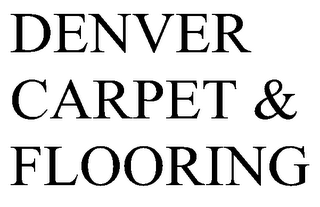 mark for DENVER CARPET & FLOORING, trademark #86032040