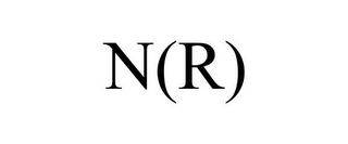 mark for N(R), trademark #86032568
