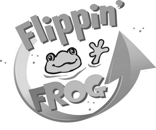 mark for FLIPPIN' FROG, trademark #86035839