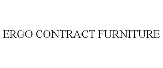 mark for ERGO CONTRACT FURNITURE, trademark #86036910