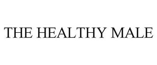 mark for THE HEALTHY MALE, trademark #86037035