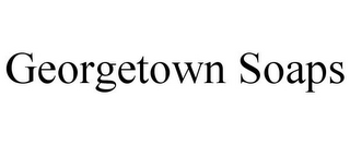 mark for GEORGETOWN SOAPS, trademark #86037896