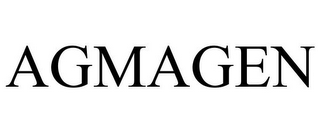 mark for AGMAGEN, trademark #86039975