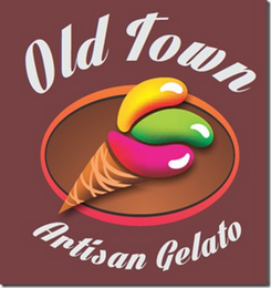 mark for OLD TOWN ARTISAN GELATO, trademark #86041012