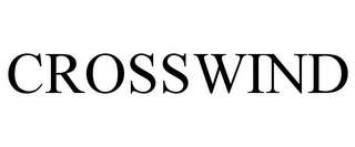 mark for CROSSWIND, trademark #86042205