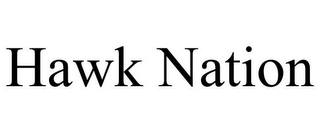 mark for HAWK NATION, trademark #86042261
