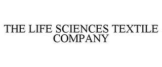 mark for THE LIFE SCIENCES TEXTILE COMPANY, trademark #86042451