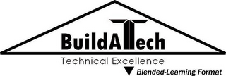 mark for BUILDATECH TECHNICAL EXCELLENCE BLENDED-LEARNING FORMAT, trademark #86044935