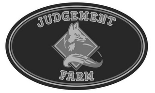 mark for JUDGEMENT FARM, trademark #86052422