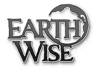 mark for EARTH WISE, trademark #86054664