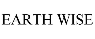 mark for EARTH WISE, trademark #86054688