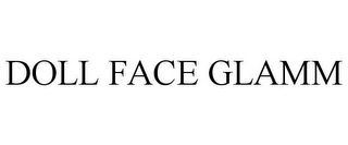 mark for DOLL FACE GLAMM, trademark #86059007
