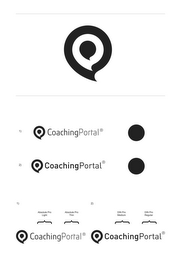 mark for COACHING PORTAL, trademark #86061315