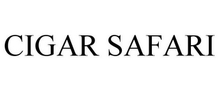 mark for CIGAR SAFARI, trademark #86066774
