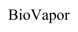 mark for BIOVAPOR, trademark #86071008
