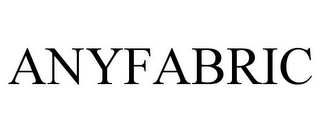 mark for ANYFABRIC, trademark #86078296