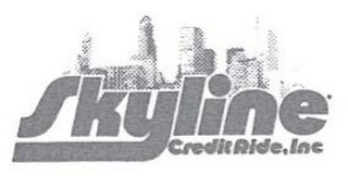 mark for SKYLINE CREDIT RIDE, INC., trademark #86078730