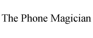 mark for THE PHONE MAGICIAN, trademark #86079654