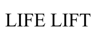 mark for LIFE LIFT, trademark #86081627