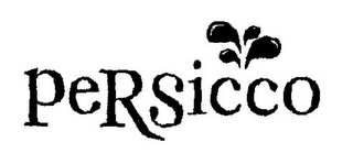 mark for PERSICCO, trademark #86082011