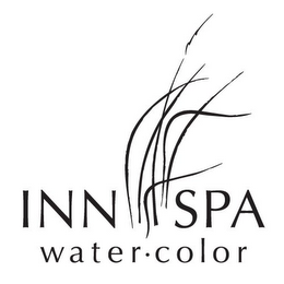 mark for INN SPA WATER · COLOR, trademark #86085765