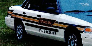 mark for TENNESSEE STATE TROOPER, trademark #86087821