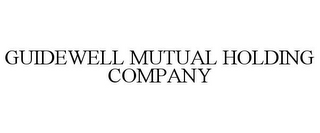 mark for GUIDEWELL MUTUAL HOLDING COMPANY, trademark #86090131