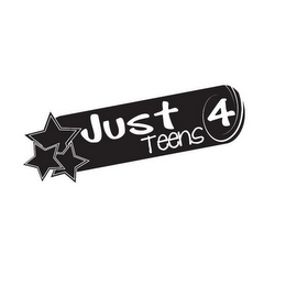 mark for JUST 4 TEENS, trademark #86093994