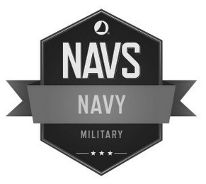 mark for NAVS NAVY MILITARY, trademark #86095783