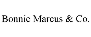 mark for BONNIE MARCUS & CO., trademark #86096508
