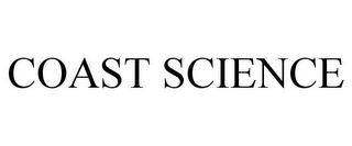 mark for COAST SCIENCE, trademark #86097343