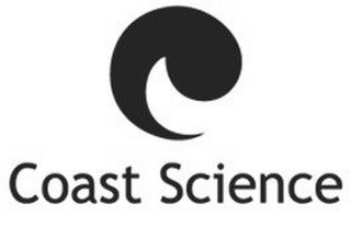 mark for COAST SCIENCE, trademark #86097344