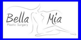 mark for BELLA MIA PLASTIC SURGERY, trademark #86098636