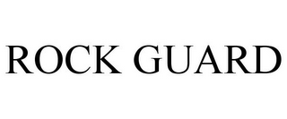 mark for ROCK GUARD, trademark #86099479