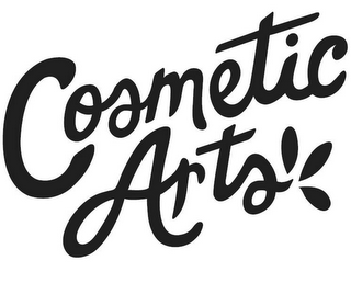 mark for COSMETIC ARTS, trademark #86101551