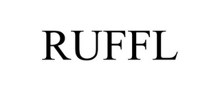 mark for RUFFL, trademark #86106642